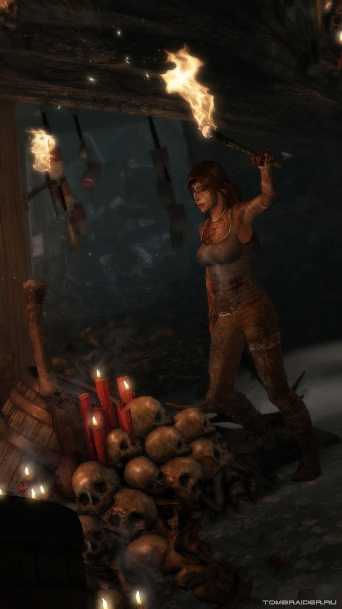 Tomb Raider 2013 моды для PC